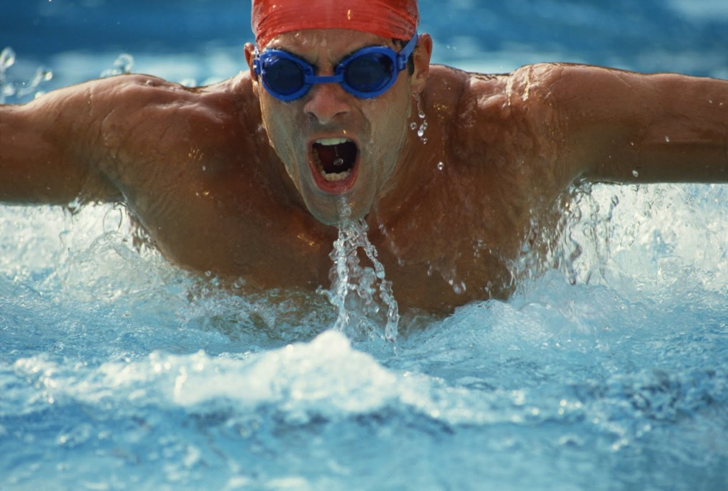 Смешные картинки пловцы